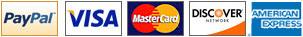 DougDeals accepted credit payment methods